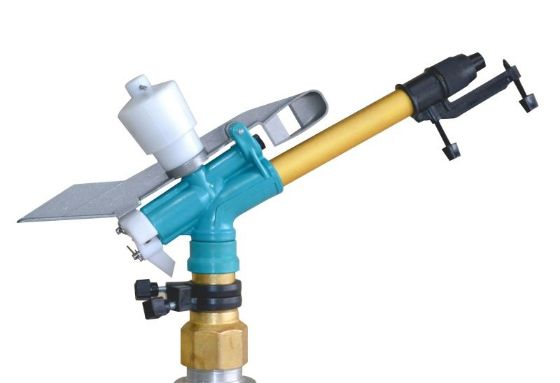 DuCaR B25 cost effective long throw irrigation sprinkler