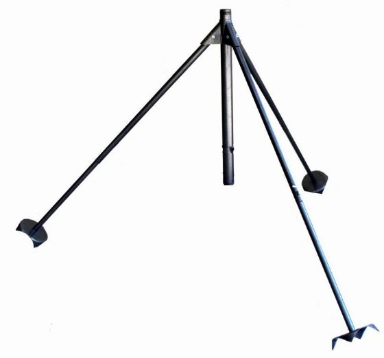 Picture of DuCaR Tripod ECON Connection Stand 1.5""