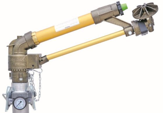 DuCaR Pivot Jet end gun sprinkler for pivot applications