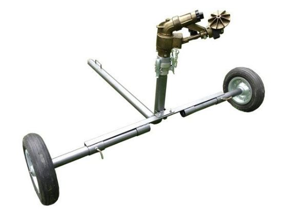 Picture of DuCaR Turf JET with Wheeled Cart