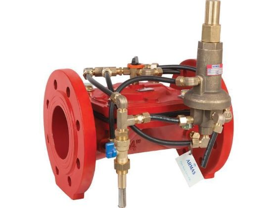 Flow rate control valve 600 series