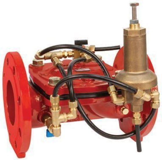 Two Stage Opening Valve 600 series