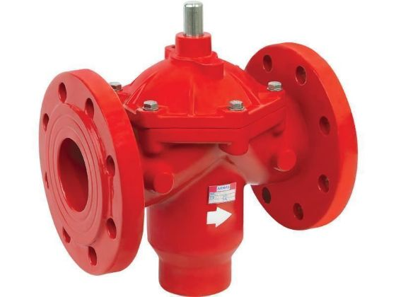 Armas Back Flushing Control Valve Flanged