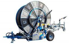 Casella HY-TURB P 125/400 Hard Hose Reel Irrigator