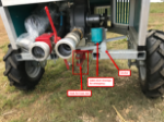 IrriCrusier Midi Patented By-Pass System