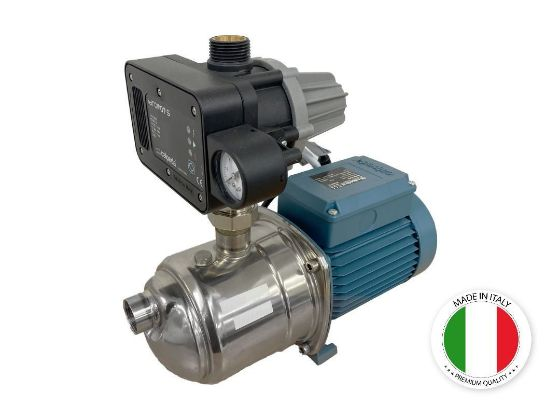 Calpeda Multistage Residential Pumps with Electronic Pressure Control