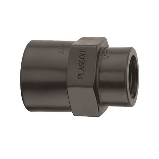 Plasson 5110 Threaded Reducing Socket