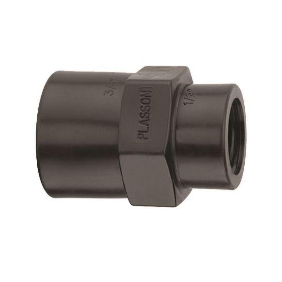 Plasson 5110 Threaded Reducing Socket
