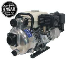 Aussie Fireman Honda GX160 5.5HP Engine Fire fighting pump