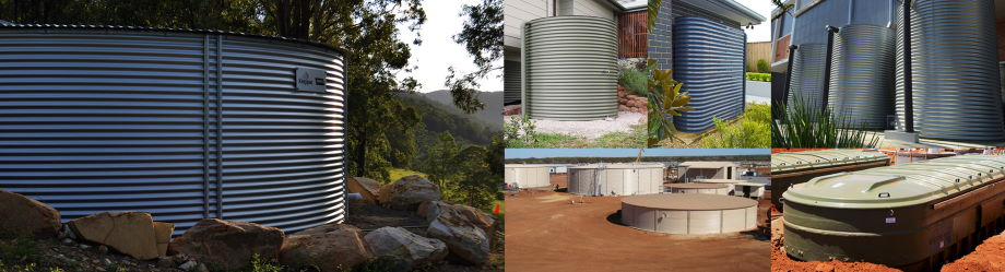 Kingspan rural residential commercial water tanks